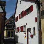 Praxis-Haus der Praxis-Freier in Lauf Hellergasse 1, Heilpraktikerin für Psychotherapie